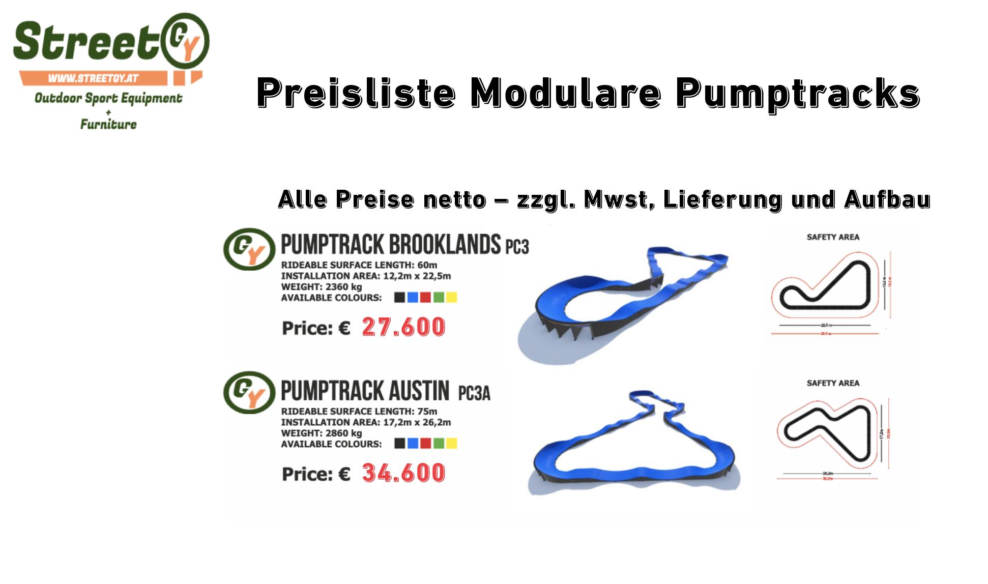 ❤️ Preisliste für Modulare Pumptracks. ❤️ ➡️ Hier finden Sie alle Informationen zu: Pumptrack Preis, Pumptrack kosten und Förderungen für Pumptracks Teil 3